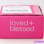 loved and blessed subscription box review