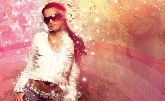 Very Stylish Girl Wallpapers 20 Amazing Photo Manipulation Effects Tutorials For Adobe