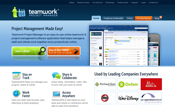 30 Online Project Management Tools (Free  Premium) - using access for project management
