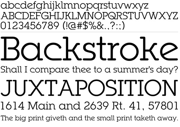 The 200+ Best Modern Fonts Collection for 2017