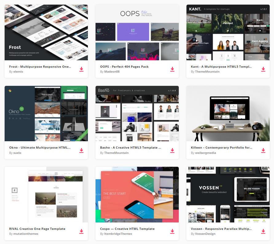 40+ Creative Website Footer Design Examples