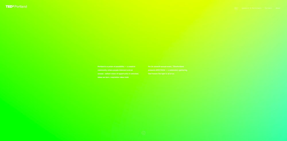 Seriously Bright  Colorful Website Designs - 1stWebDesigner