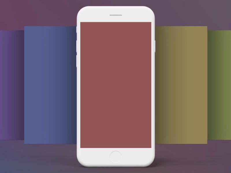 10 Free Mockup Templates for Promoting Mobile Apps - 1stWebDesigner
