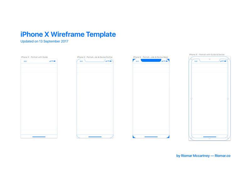 10 Free iOS 11 UI Kits, Mockup Templates  Icon Sets - 1stWebDesigner - iphone app icon template