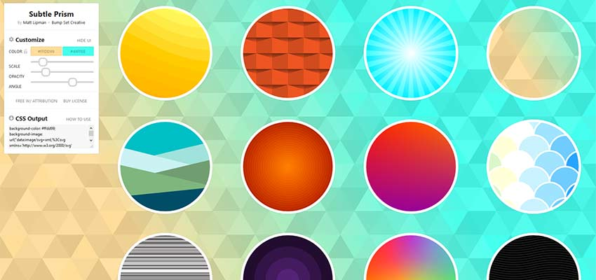 10 Free Resources for SVG Patterns - 1stWebDesigner