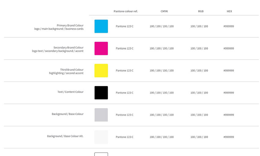 Free Styleguide Templates for Your Web Projects - 1stWebDesigner