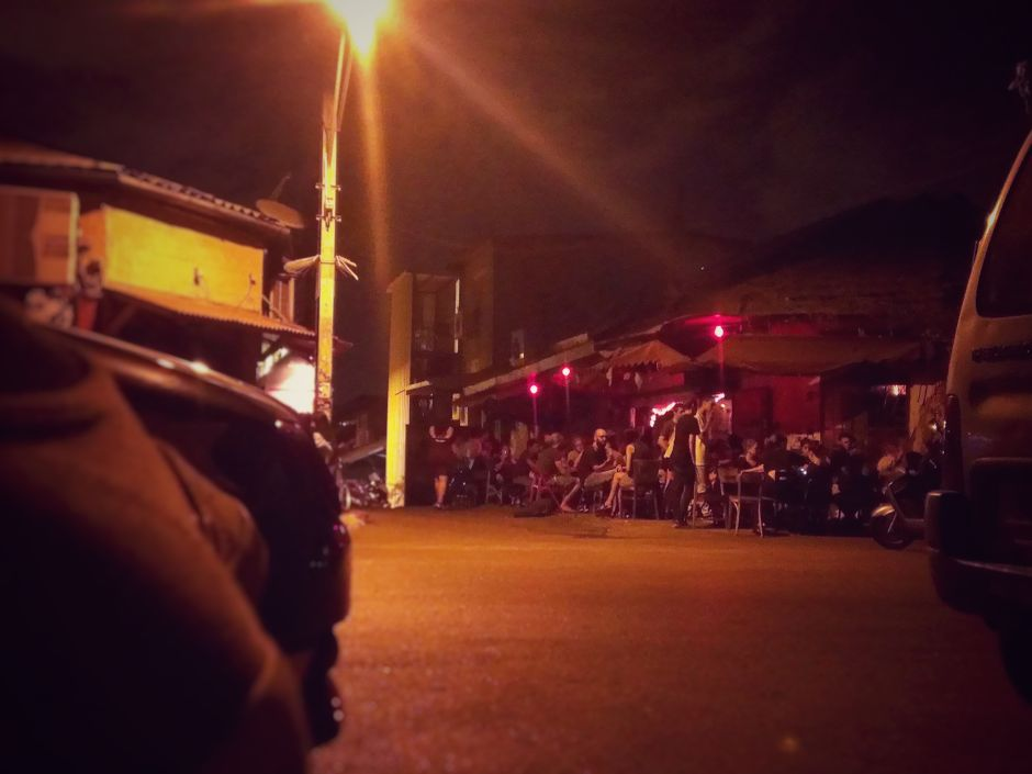 Neve Tzedek Bar Tel Aviv