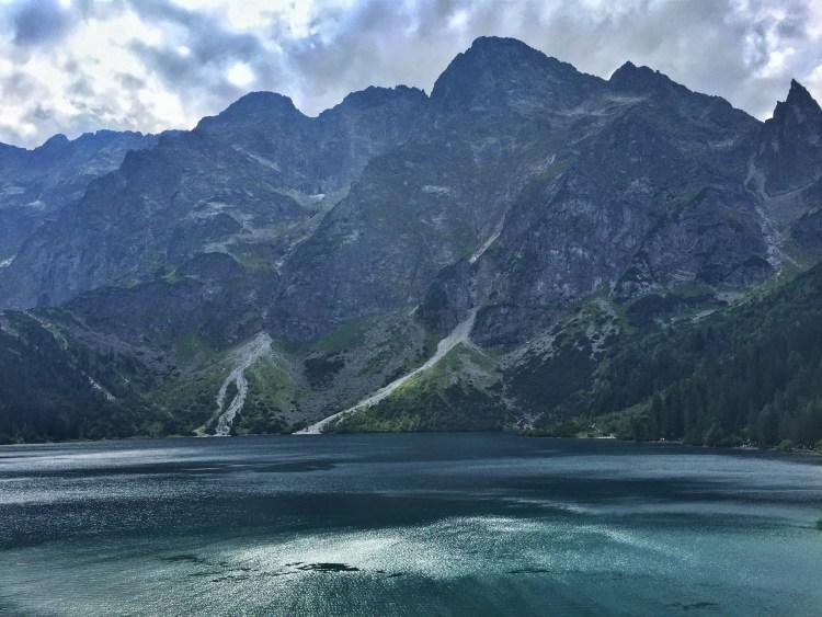 Morskie Oko Bergsee, Hohe Tatra