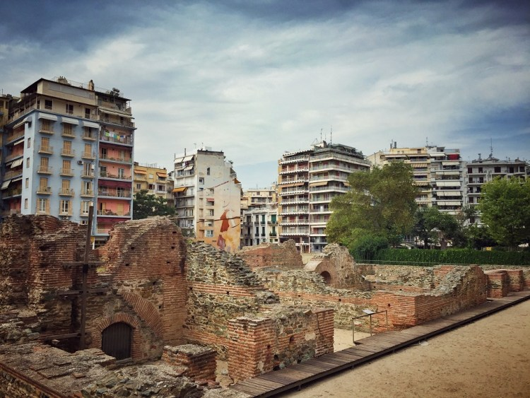 Thessaloniki Plateia Navarinou