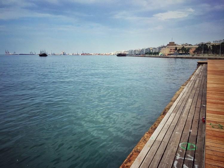 Thessaloniki Uferpromenade