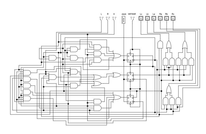 program to draw circuits
