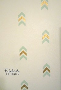 DIY Stencil - For accent walls and more