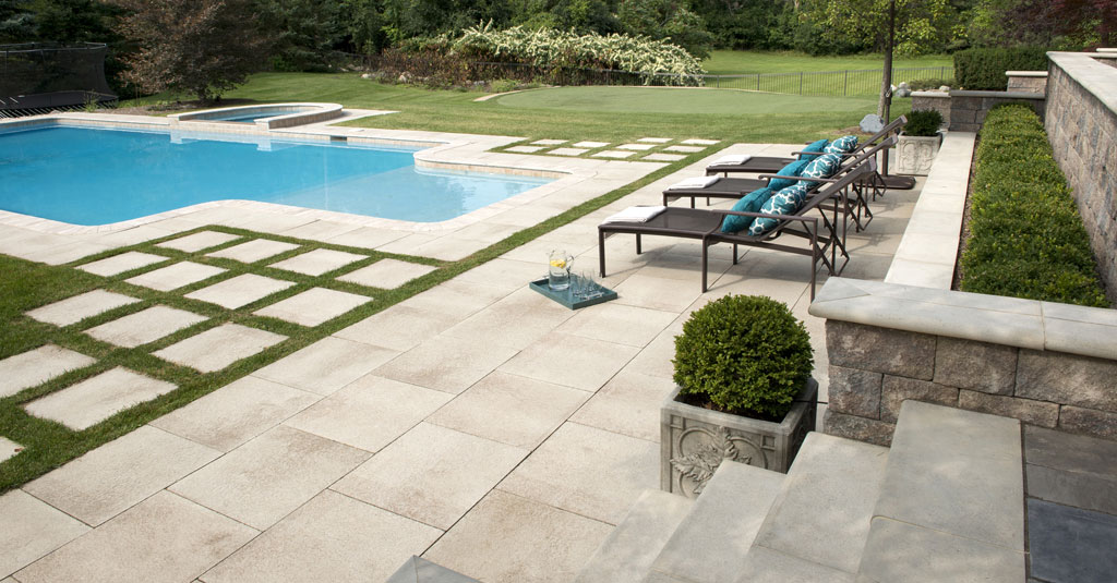Creating The Perfect Pool Patio Area Unilock