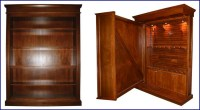 Hidden in Plain Sight: Custom Gun Storage Furniture | 1 ...