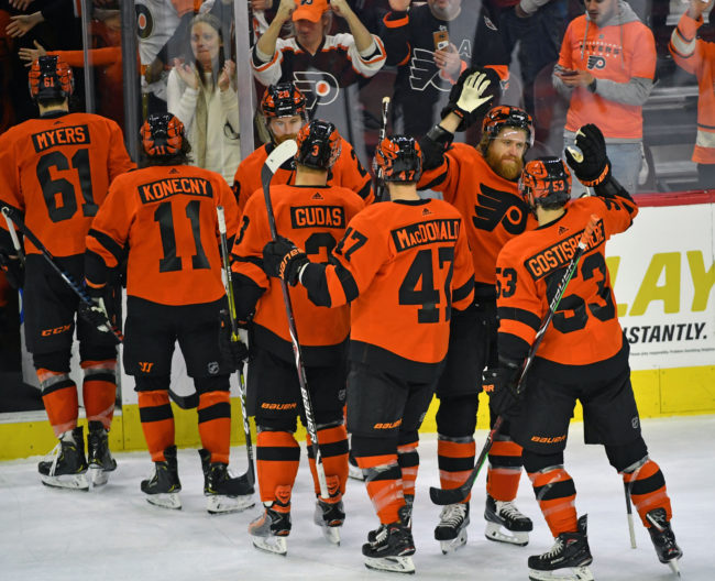 The Flyers are One of Hockey\u0027s Best Teams Right Now; But It\u0027s Too