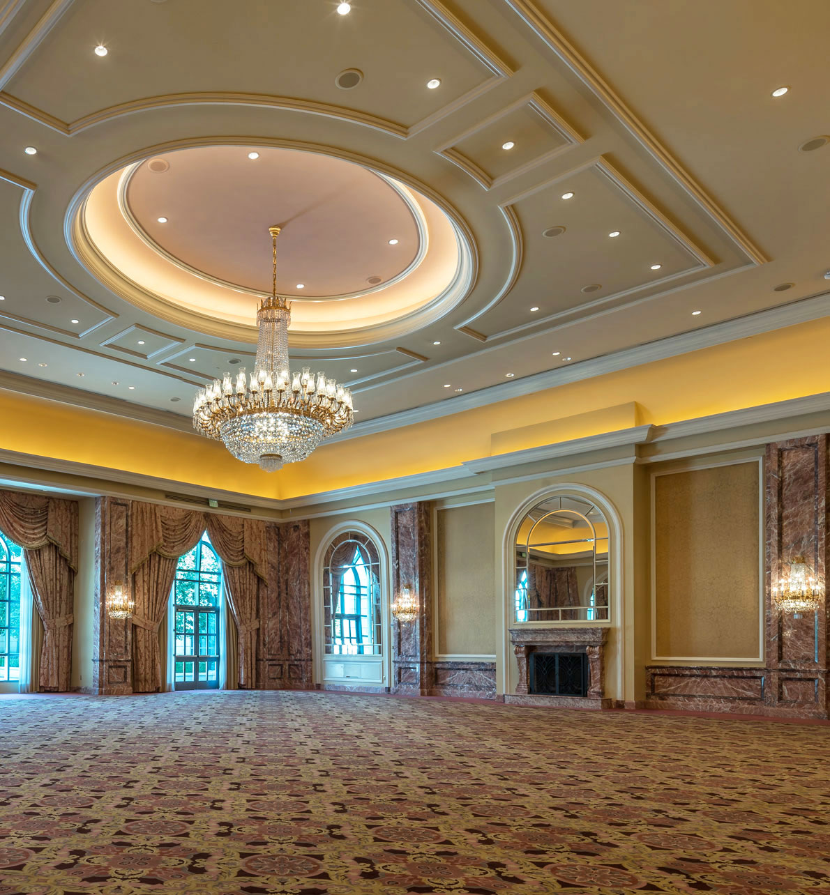 Grand Salon Meetings Events The Grand America Hotel Salt Lake City Utah