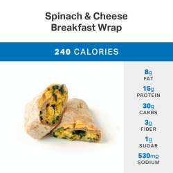 Grand Why It Made Just This Wrap Packs Grams A Hearty Veggies Savory Breakfast Healthiest Ways To Order At Jamba Juice Myfitnesspal Protein nice food Jamba Juice Calories