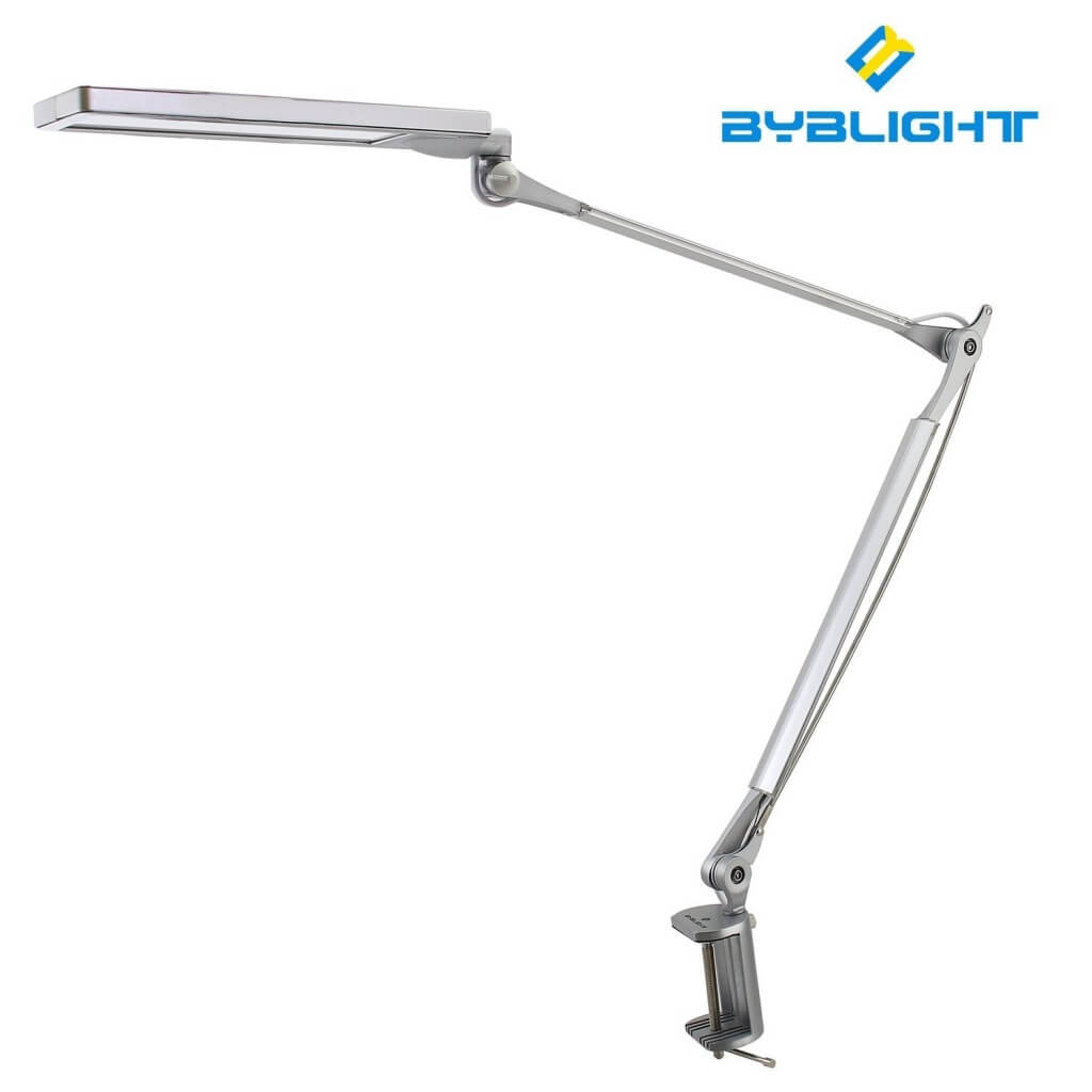 Byblight clamp on desk lamps