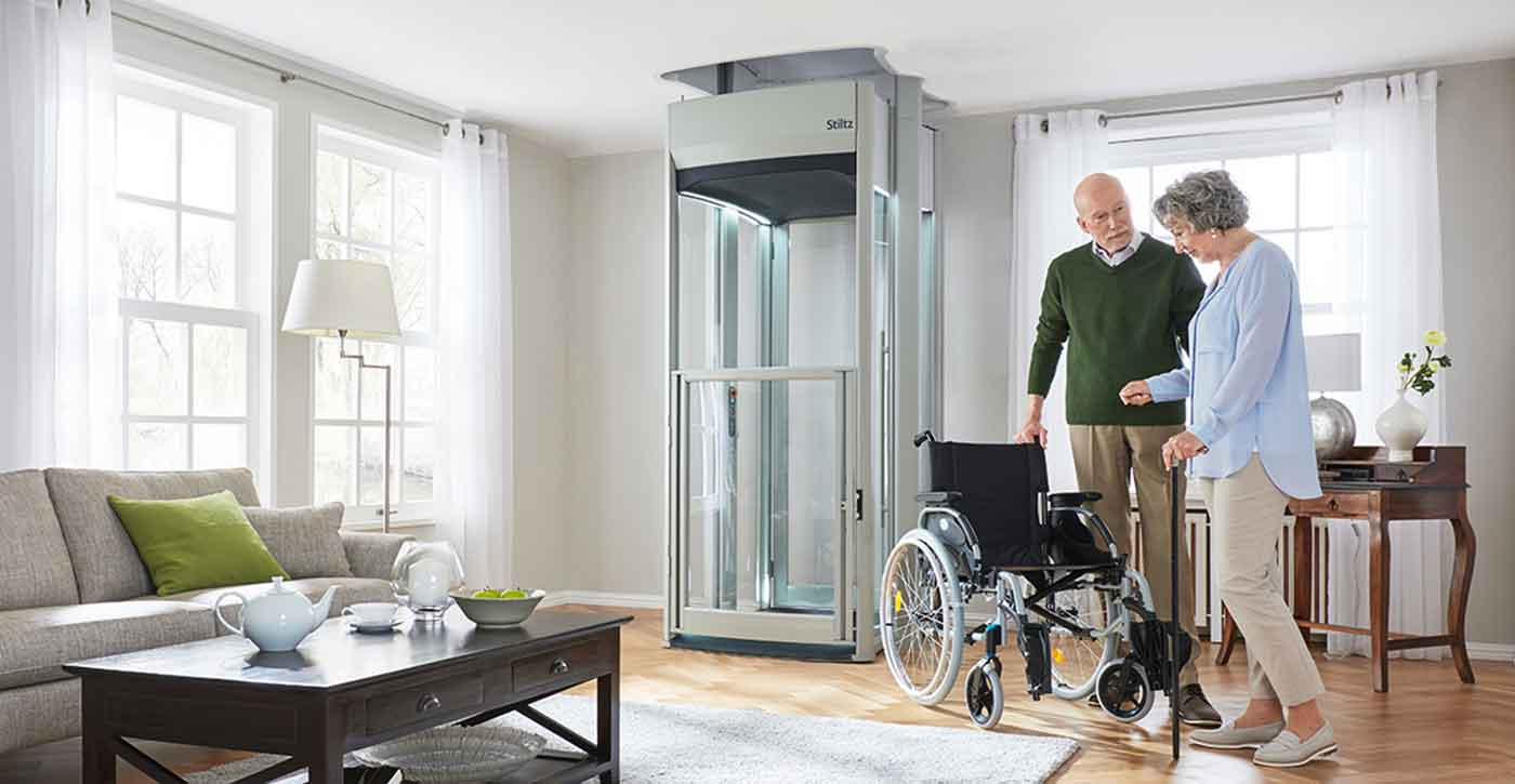 Domestic Lifts And Home Lifts By Stiltz Lifts