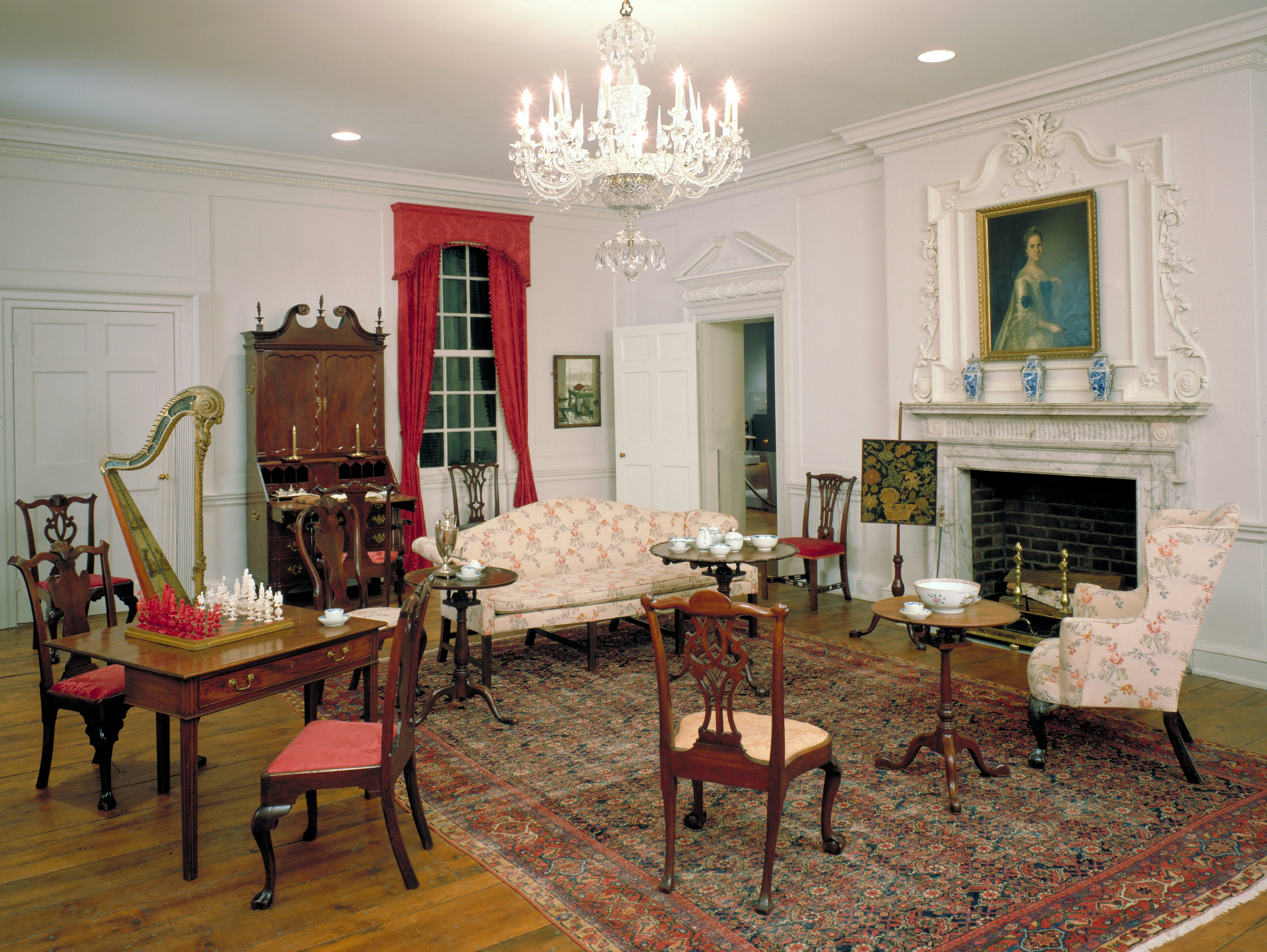 Drawing Room Furniture Charleston Drawing Room United States Mia