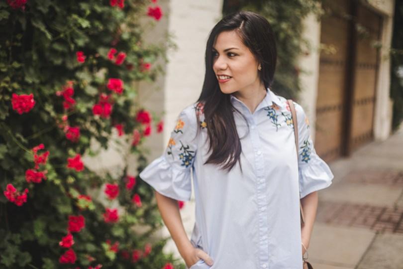 closet mama vestido con botones IMG_6617