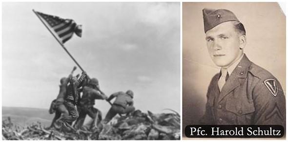 Correct name of mis-identified Iwo Jima flag raiser revealed after