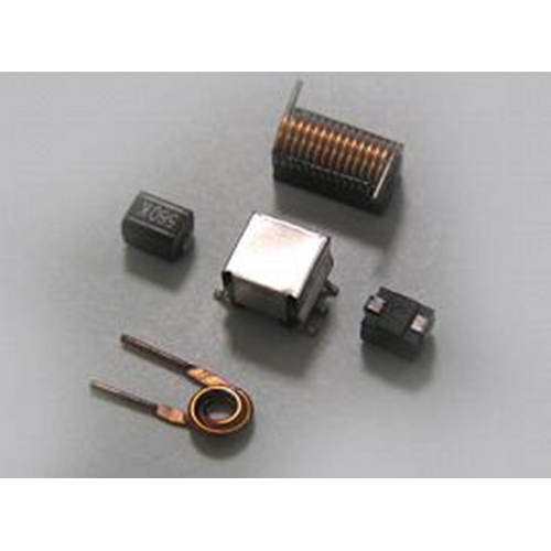 Surface Mount Wire Wound Type Inductors - Silicon Components Private