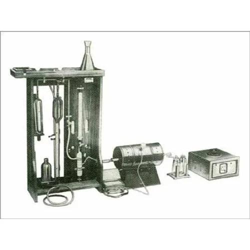 Metallurgical Instruments - Carbon  Sulphur Apparatus Manufacturer