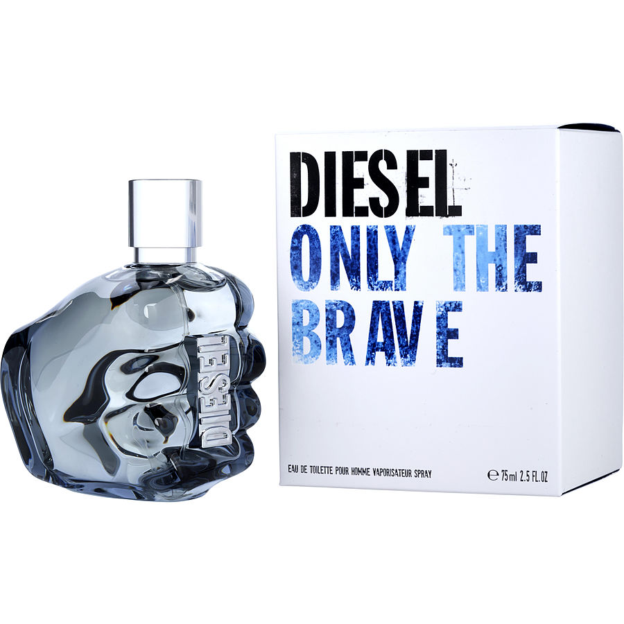 Bad Diesel Set Diesel Only The Brave Eau De Toilette Spray 2 5 Oz