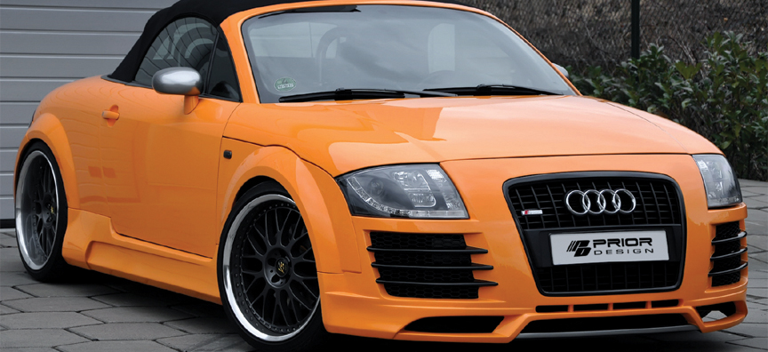 Considerations for Body Changes \u2013 Audi TT Quattro Roadster Project