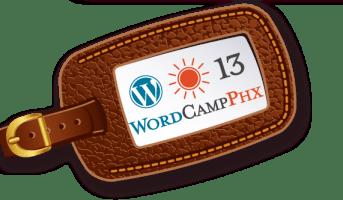 Wordcamp Phoenix 2013 Logo
