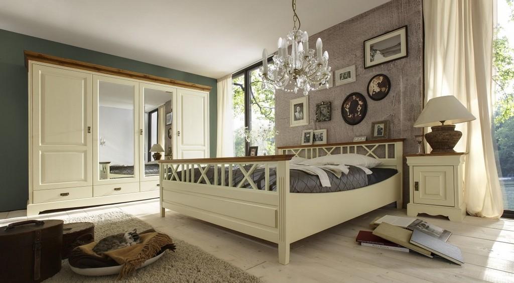 Hervorragend Schlafzimmer Landhaus Blau