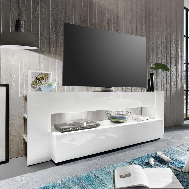 Tv Möbel Weiß | Tv Lowboard Hochglanz Weiß Beste Von 40 Neu Tv Möbel ...