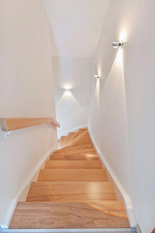 Lampe Treppenhaus Wand Haus Ideen