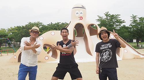 公園の神様降臨~麒麟田村様のおなーりー~