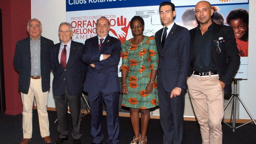 Acto Clubs Rotarios de Cantabria