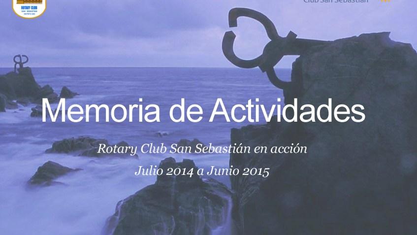 Rotary Club San Sebastian 2014-15_SlideDoc V1_Página_01