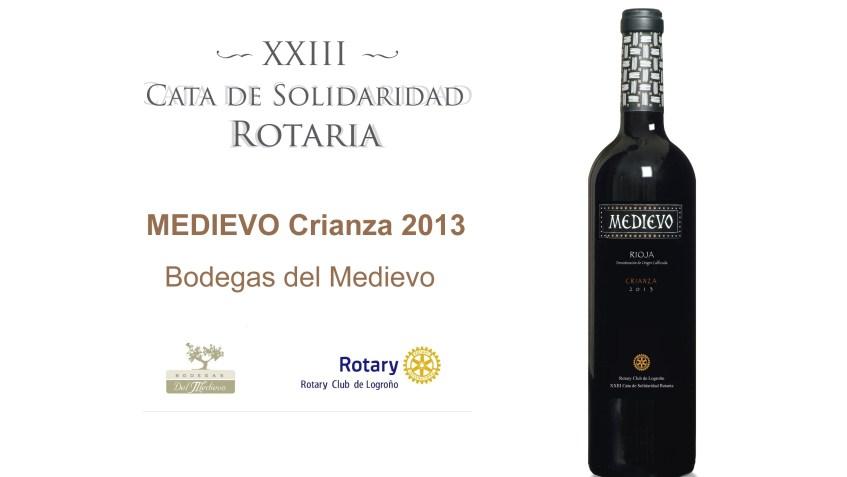 Ganador XXIII Cata Solidaridad Rotaria