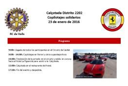 Tandas Solidarias RCdValls_23-1-16