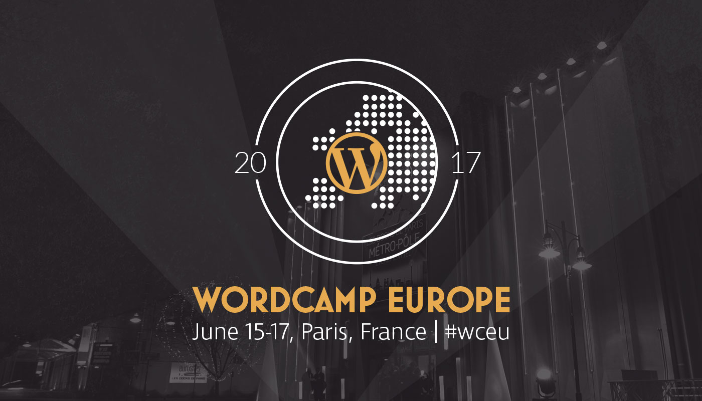 Christian Materne Und Judith Williams Attendees Wordcamp Europe 2017
