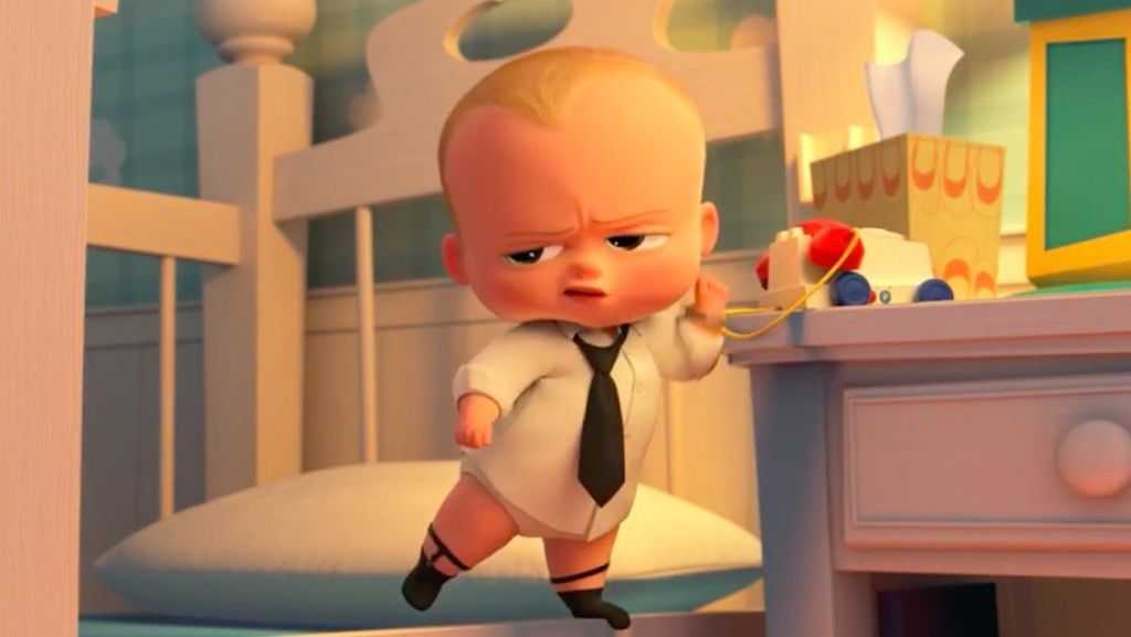 Cute Dance Wallpapers The Boss Baby Miami Film Festival 2017