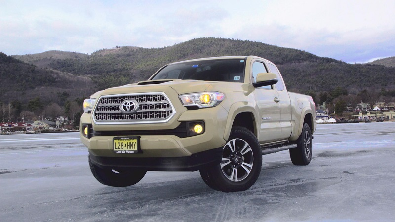 toyota tacoma 2019 release date