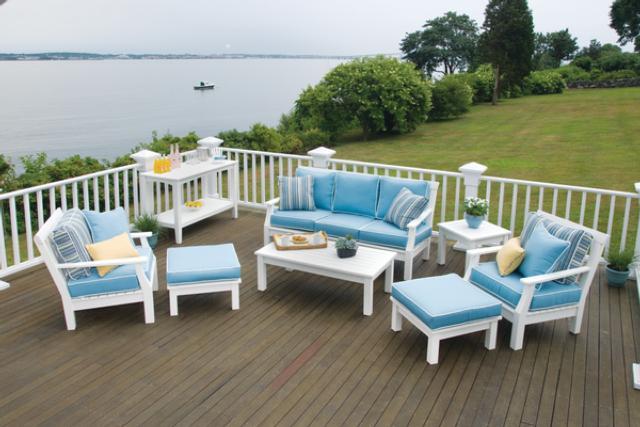 Seaside Casual Furniture Nantucket Collection Seaside