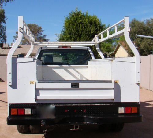 Buy Used Chevrolet Silverado 3500 Utility Service Work