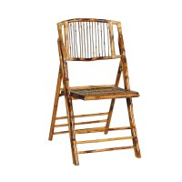 BAMBOO FOLDING CHAIR - 204 Events