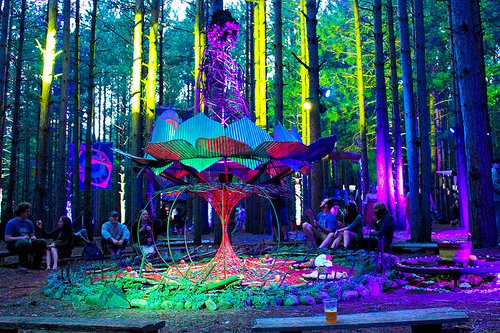 Neon Fall Wallpapers The Most Beautiful Outdoor Venues In America Raverrafting