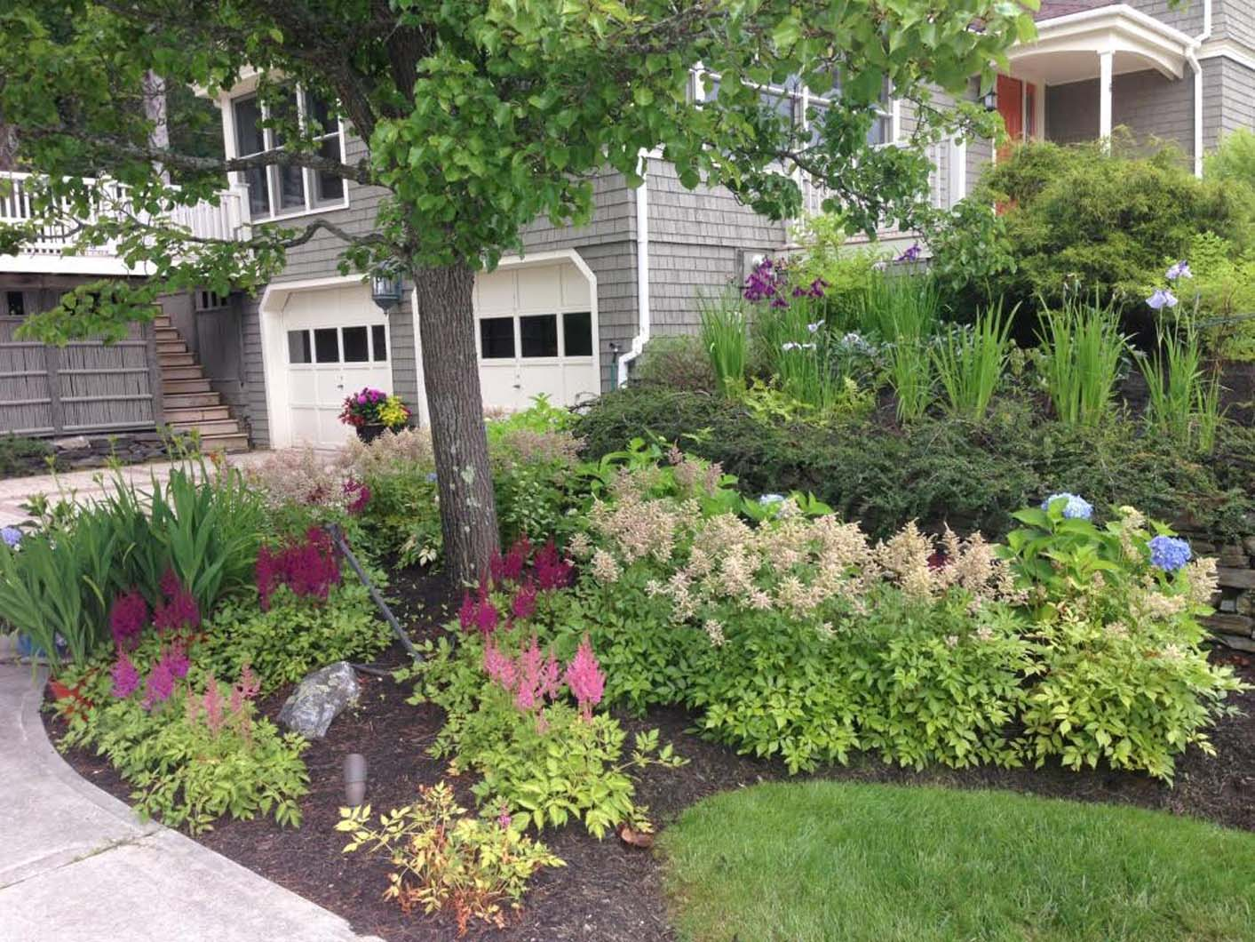 Backyard Clean Up Lawn Care Services Clean Up Westbrook Gorham Portland Me
