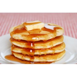 Small Crop Of All You Can Eat Pancakes