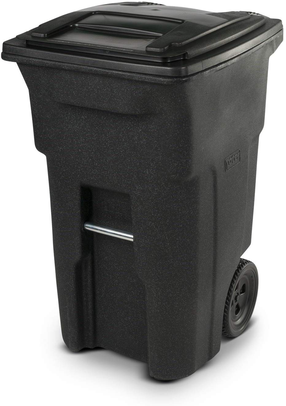 Outdoor 33 Suncast Outdoor Trash Can, 33 Gallon