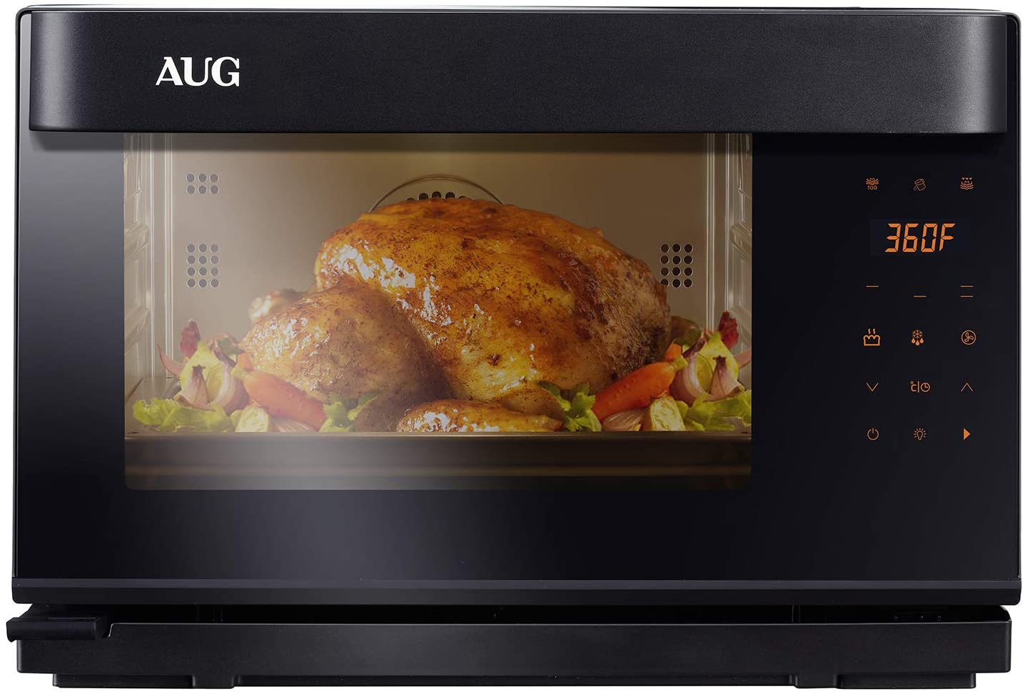 Aug Countertop Steam Convection Oven Grill